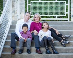 Julianna Mathers-family photo